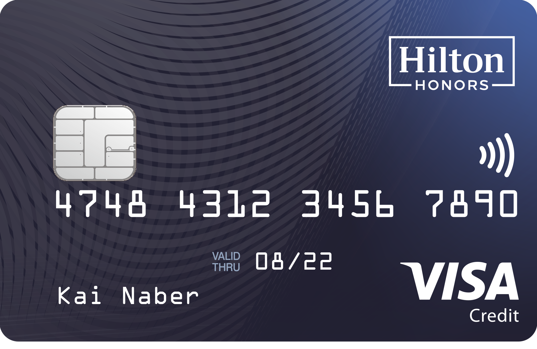 Hilton Honors Kreditkarte Hilton Honors Credit Card Visa