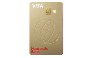Hanseatic Bank Hanseatic Bank GoldCard