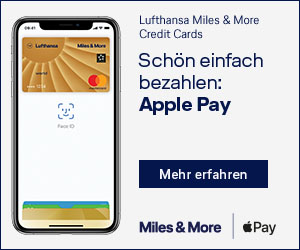 Miles & More Apple Pay