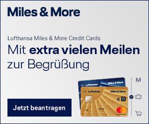 Miles & More Credit Cards Kombi