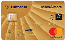 Miles and More Credit Card Gold ( World Business)