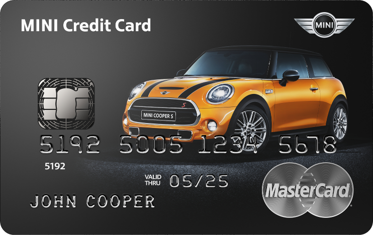 DKB (Deutsche Kreditbank) MINI Credit Card Special