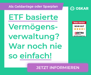 OSKAR ETF Sparplan Angebot