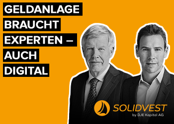 Solidvest Robo-Advisor Angebot
