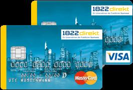 1822direkt 1822direkt Kreditkarten