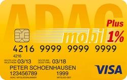 ADAC ADAC ClubMobilKarte