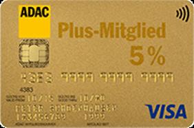 ADAC ADAC Kreditkarte Gold