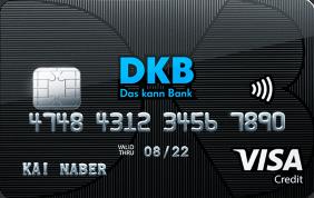 DKB (Deutsche Kreditbank) DKB Girokonto VISA