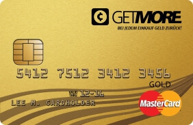 Advanzia Bank GETMORE Mastercard Gold