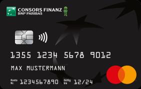 Consors Finanz Consors Finanz Mastercard