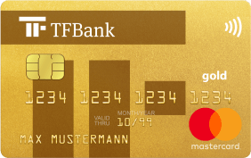 TF-Bank TF-Bank Mastercard Gold