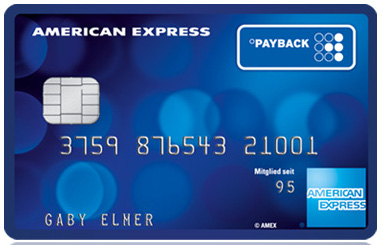 American Express American Express PAYBACK Card