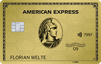 American Express American Express Gold Card