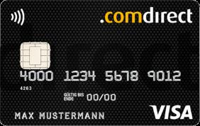 comdirect comdirect Visa-Karte