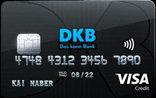 DKB (Deutsche Kreditbank) DKB-Cash VISA