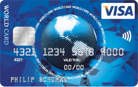 ICS ICS Visa World Card