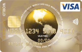 ICS ICS Visa World Card Gold