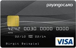 Payango Prepaid Visa Card der LBBW Payango Card