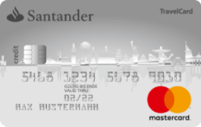 Santander Consumer Bank Santander TravelCard