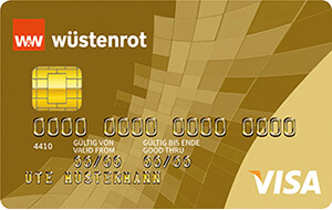 Wüstenrot Wüstenrot direct Visa Gold