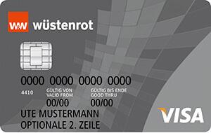 Wüstenrot Wüstenrot Visa Prepaid