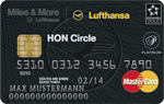 Lufthansa HON Circle Credit Card World