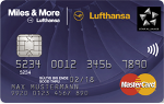 Lufthansa Miles & More Credit Card Blue World
