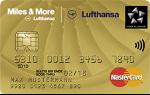 Lufthansa Miles & More Credit Card Gold World