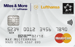 Lufthansa Miles & More Credit Card White
