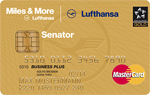 Lufthansa Senator Credit Card World